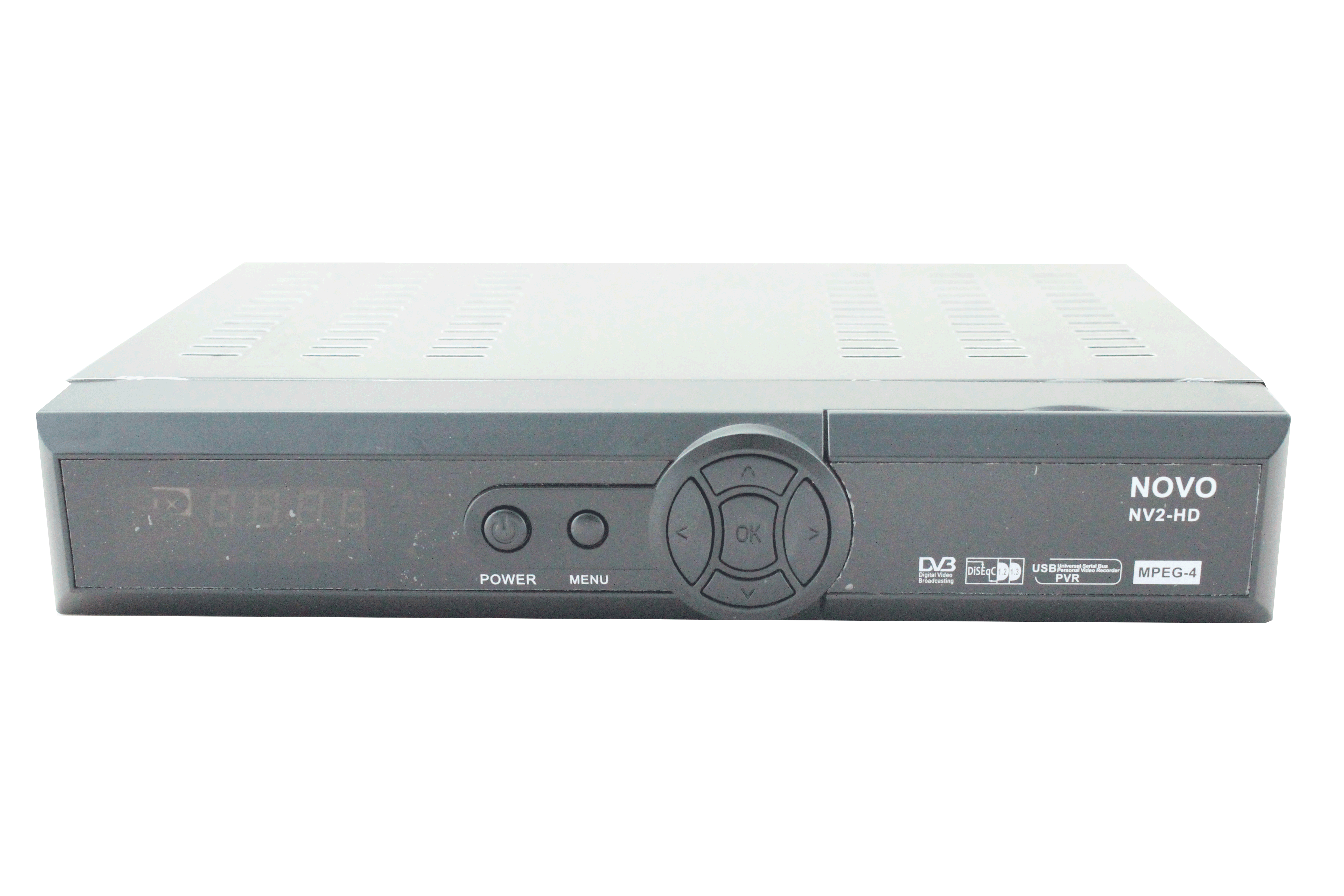 Digitronic 1000 HD Satellite Receiver MPEG4 DVBS2 PVR Media Player -  Digitronic