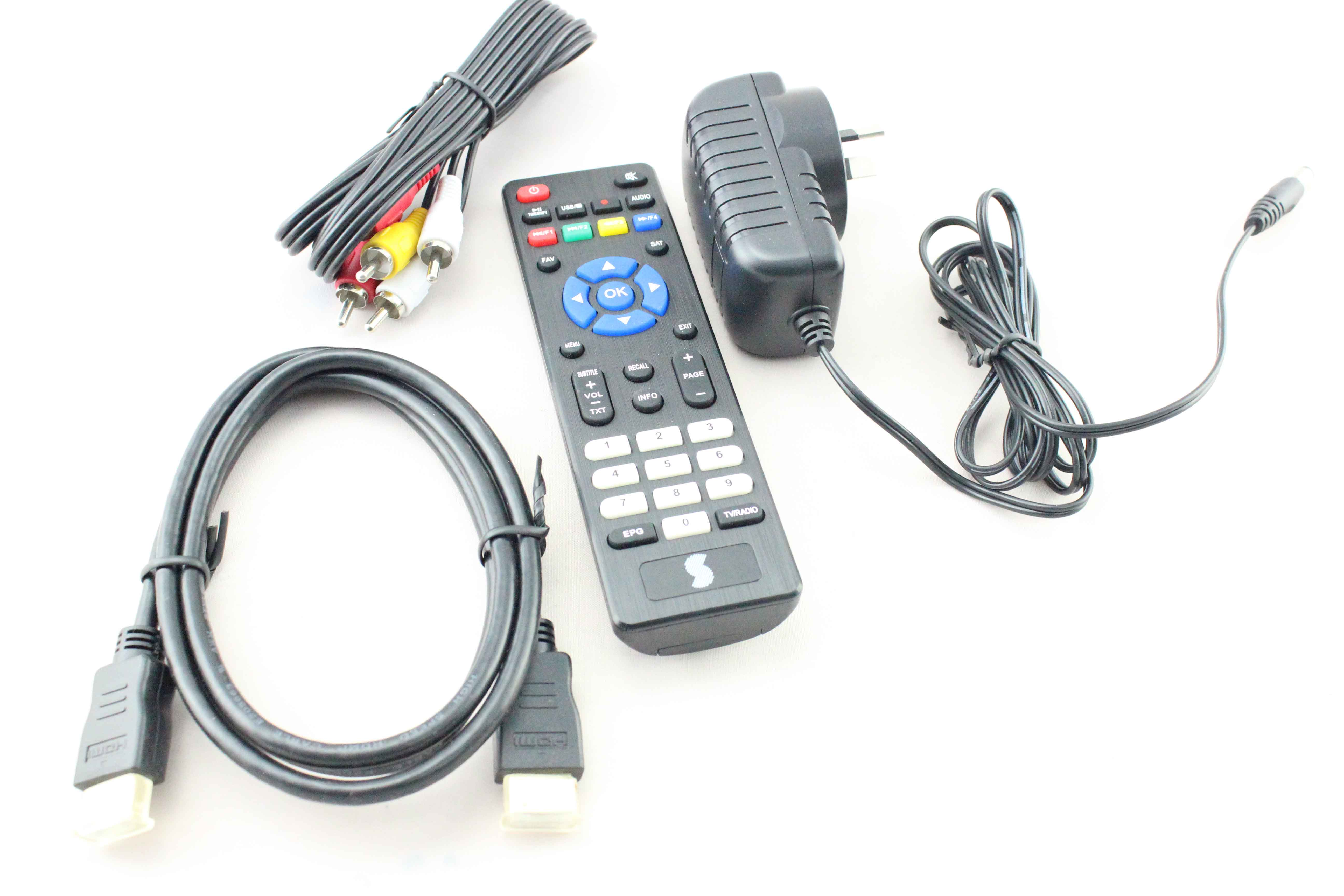STRONG SRT 4955 HD Satellite TV Receiver MPEG4 DVBS2 PVR Media Player -  Digitronic