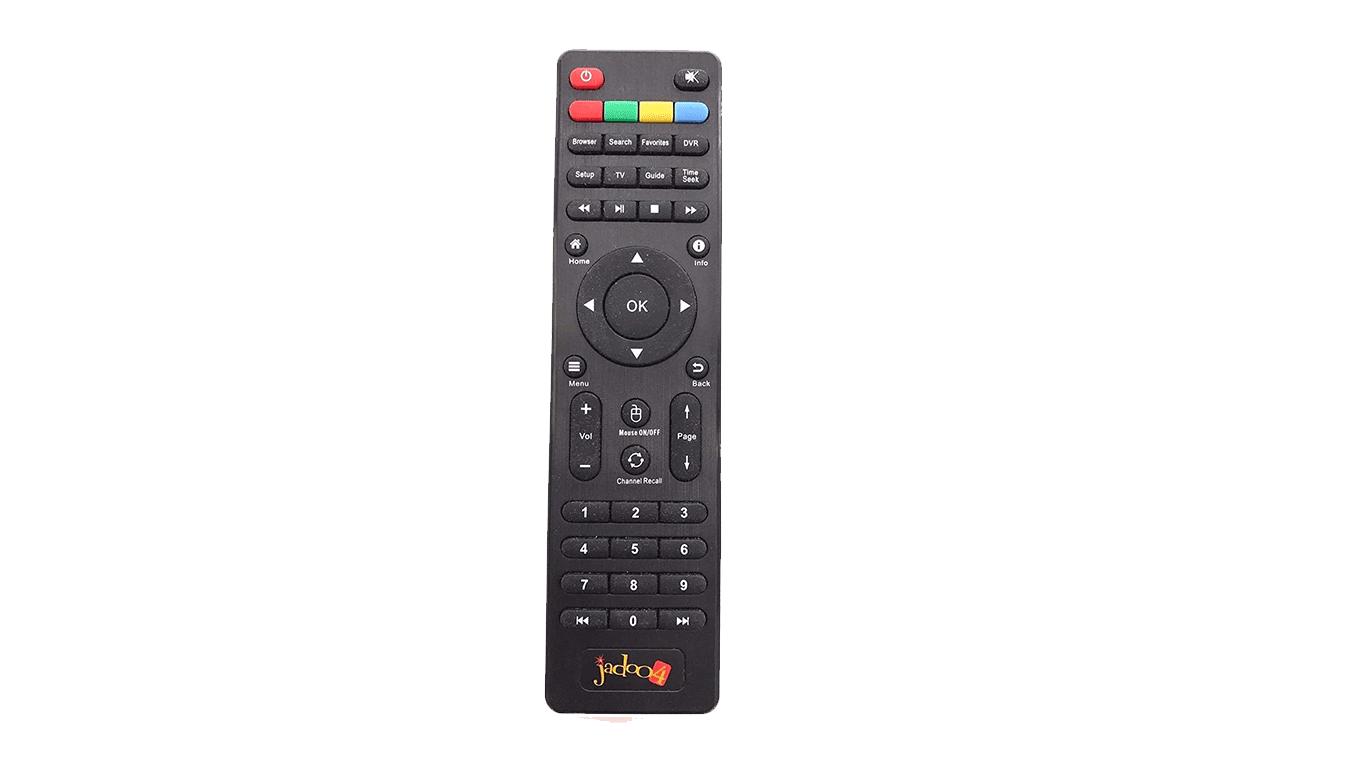 J4 remote